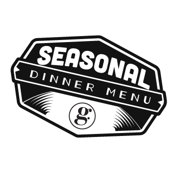 G. Michael's Seasonal Dinner Menu